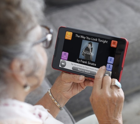 prevent social isolation with grandPad tablets for seniors