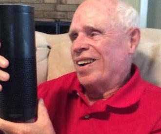 amazon echo for dementia