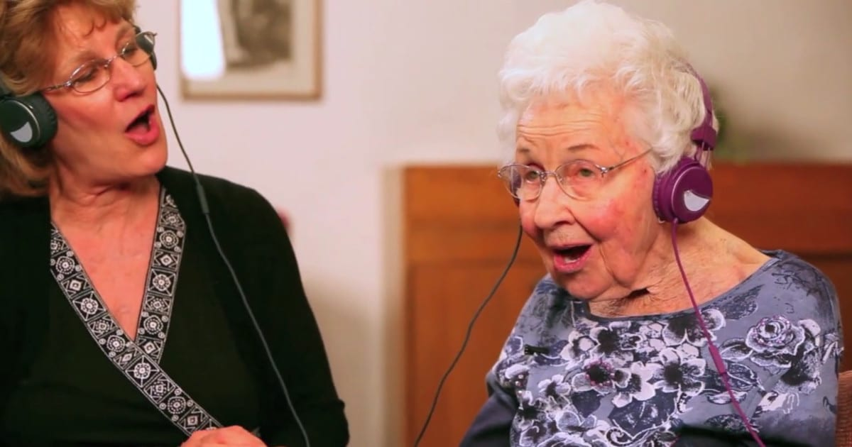 Singfit At Home Music Therapy For Dementia Dailycaring