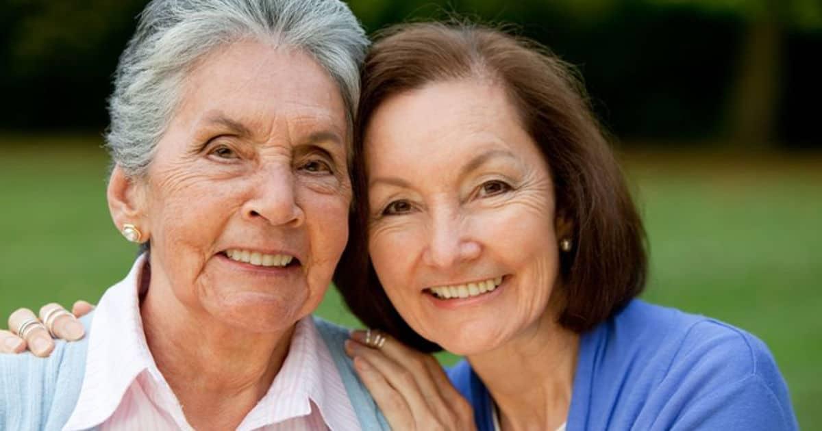 Mature mom improves daughters lesbian skills - 1 part 1