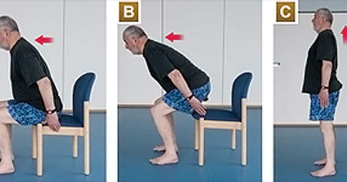 The Best Way to Improve Senior Mobility: the Sit to Stand ...