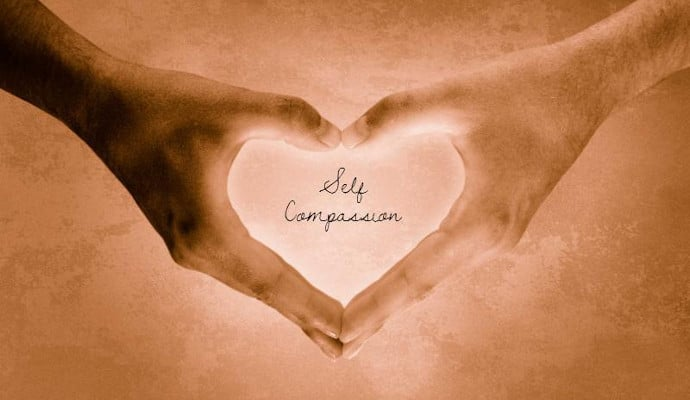 self compassion for caregivers