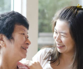 how to talk to aging parents about moving