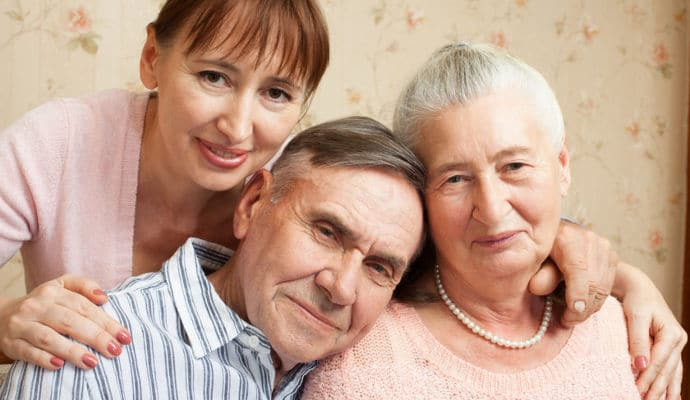 when siblings don't help with aging parents