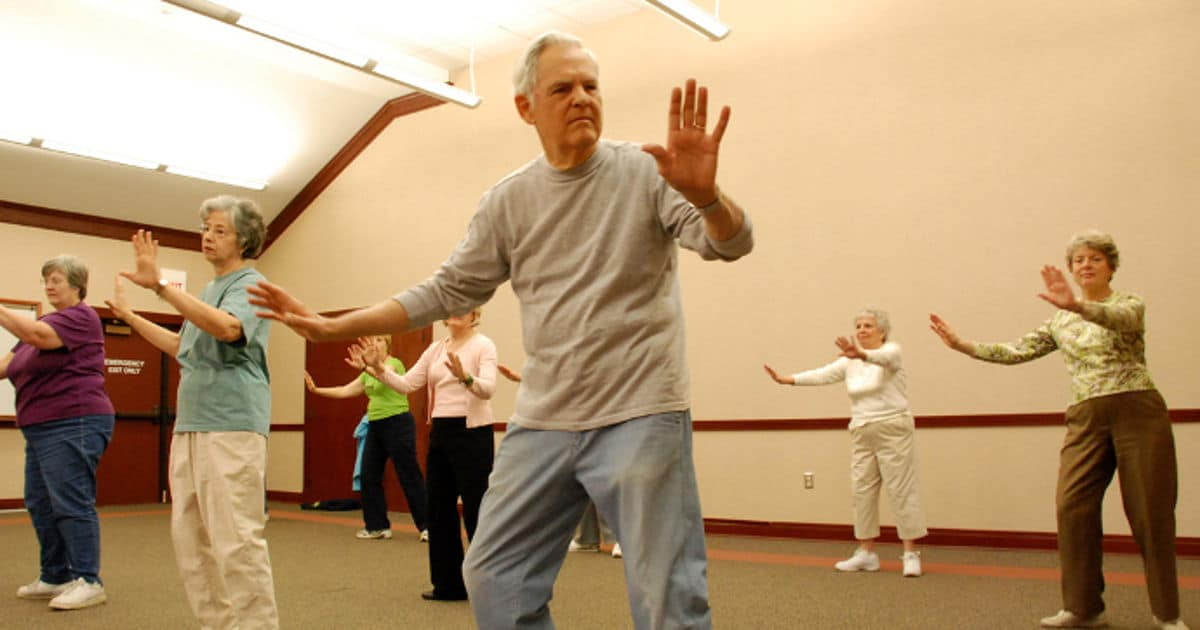 learn tai chi at home free