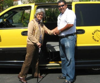 Find affordable local senior transportation that helps seniors stay independent